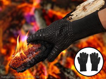 KitchPro Feuerfeste Grillhandschuhe