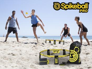 Spikeball Pro Spiel