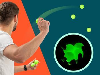 Spralla® Sticky Fidget Balls