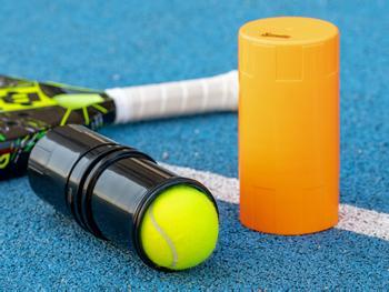 Spralla® Druckbehälter Für Padel- und Tennisbälle