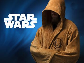 Star Wars Bademantel - Jedi Deluxe